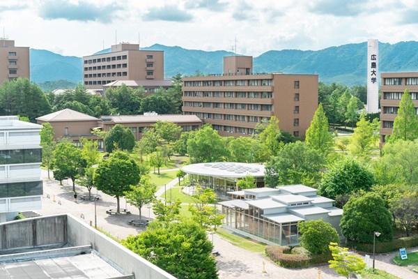 Đại học Hiroshima là địa điểm du học Nhật Bản ở Hiroshima lý tưởng