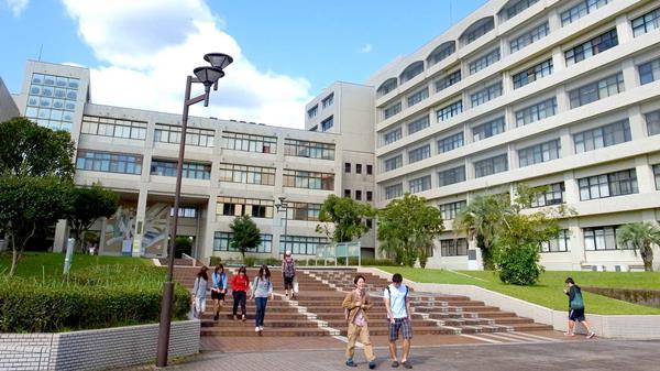 Đại học Miyazaki là địa điểm du học Nhật Bản ở Miyazaki lý tưởng