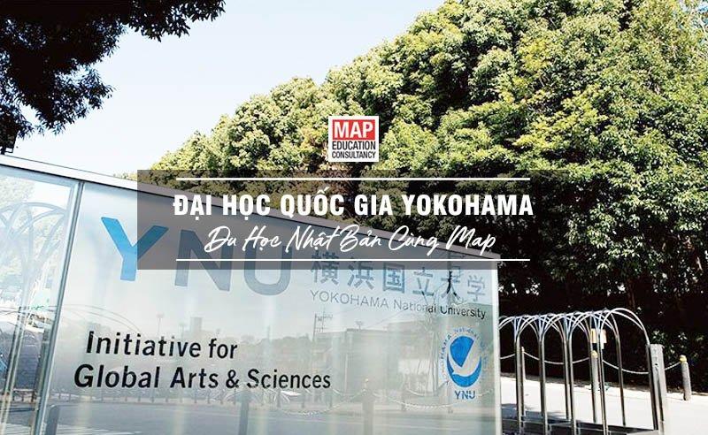 Du học Nhật Bản cùng MAP - Đại học Quốc gia Yokohama