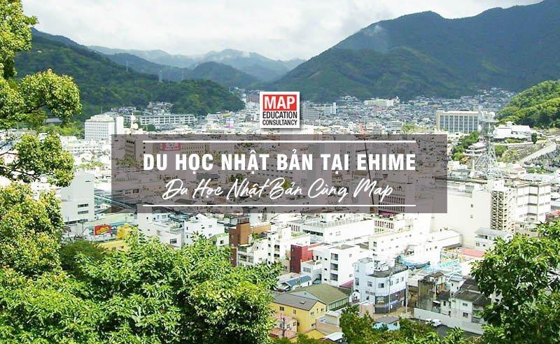 Du học Nhật Bản cùng MAP - Du học Nhật Bản tại Ehime