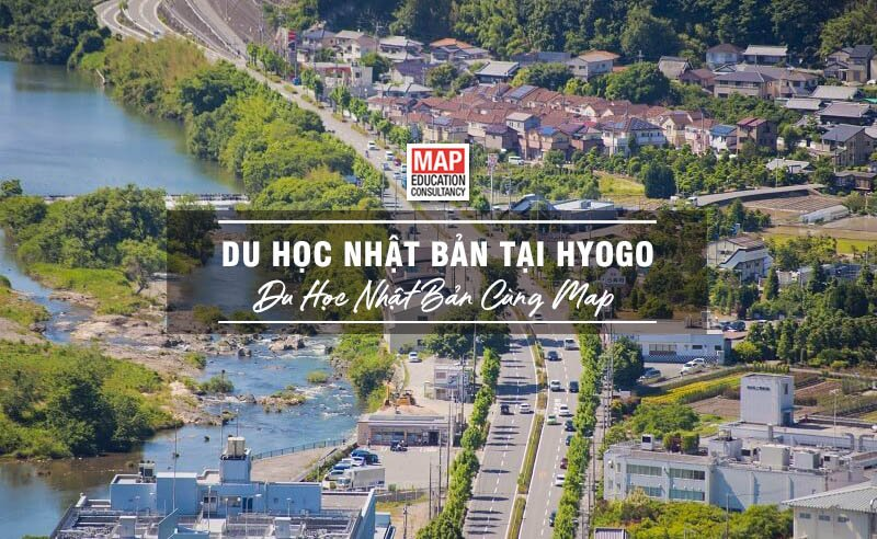 Du học Nhật Bản cùng MAP - Du học Nhật Bản tại Hyogo