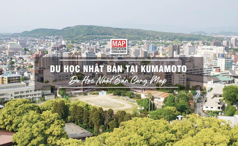 Du học Nhật Bản cùng MAP - Du học Nhật Bản tại Kumamoto