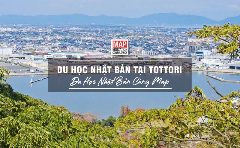 Du học Nhật Bản cùng MAP - Du học Nhật Bản tại Tottori