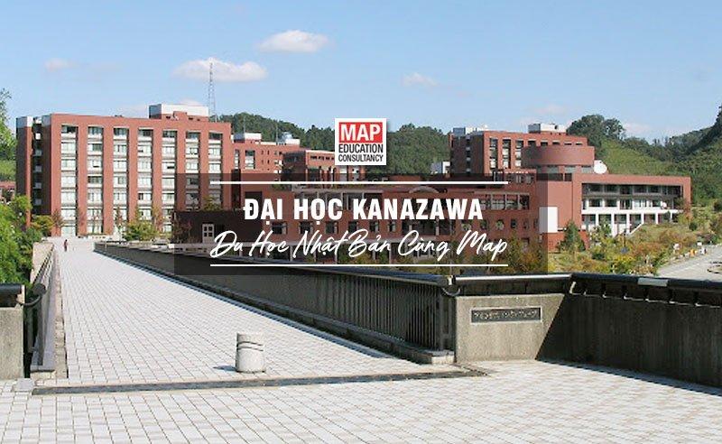 Du học Nhật Bản cùng MAP - Trường đại học Kanazawa Nhật Bản