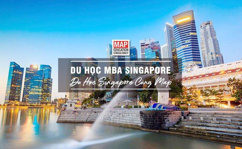 Du học Singapore cùng MAP - Du học MBA Singapore