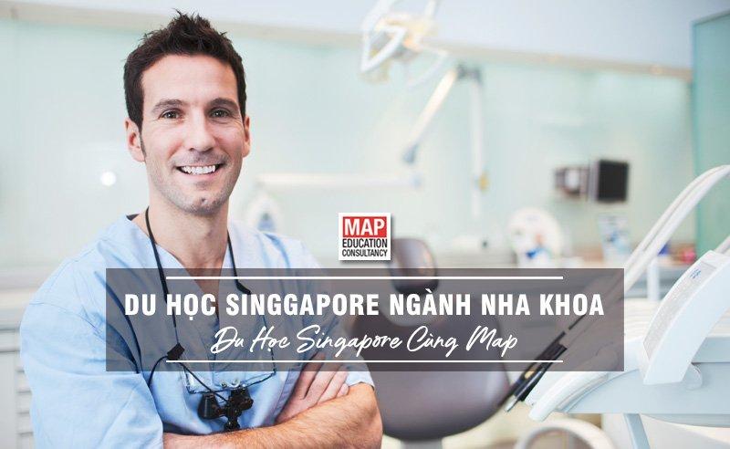 Du học Singapore cùng MAP - Du học Singapore ngành nha khoa