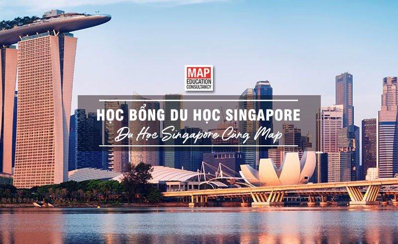 Du học Singapore cùng MAP - Học bổng du học Singapore