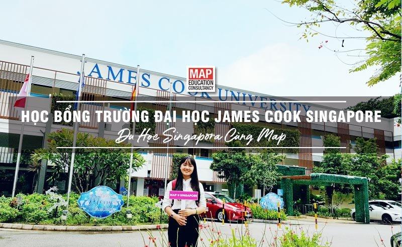 Du học Singapore cùng MAP - Học bổng trường đại học James Cook Singapore