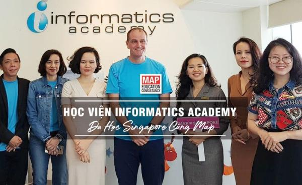 Du học Singapore thực tập hưởng lương tại Học viện Informatics Academy