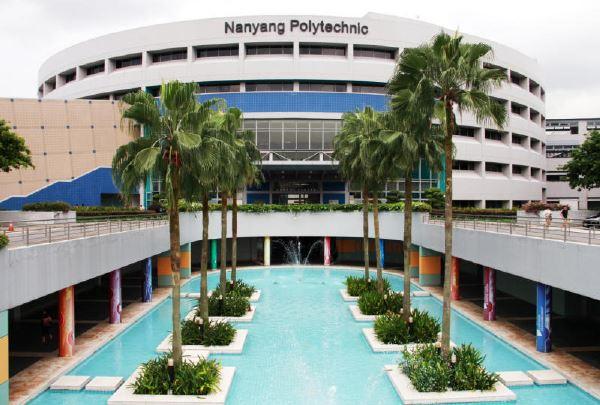 Sinh viên có thể lựa chọn Nanyang Polytechnic