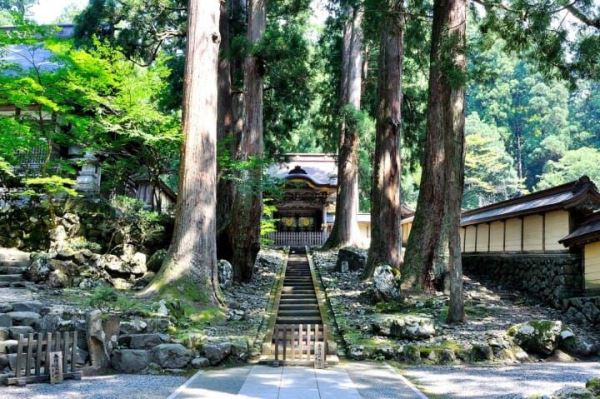 Eihei-ji - Du học ở Fukui