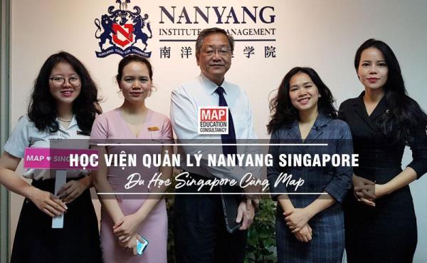 Học viện Quản lý Nanyang là nơi sinh viên có thể tham gia chương trình này