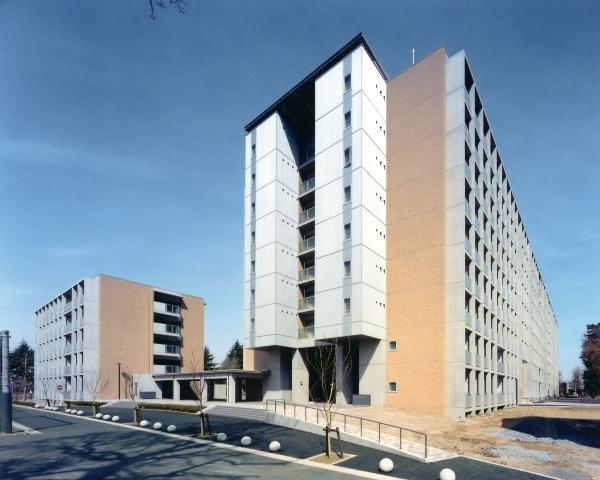 Ikkyo-Ryo - Một khu ký túc xá trường đại học Hitotsubashi Nhật Bản