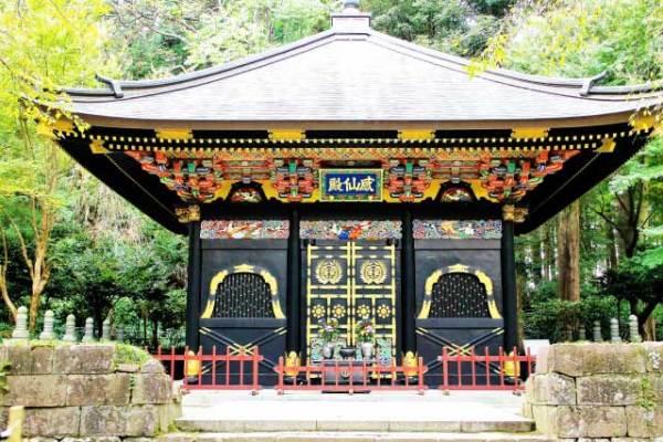 Lăng mộ Zuihoden tại Thành cổ Sendai - Du học ở Miyagi