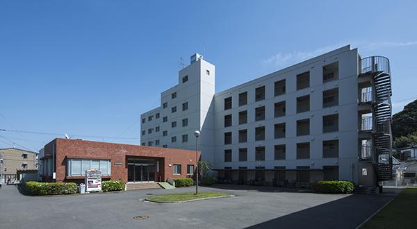 Nishimachi - Một khu ký túc xá trường đại học Nagasaki Nhật Bản