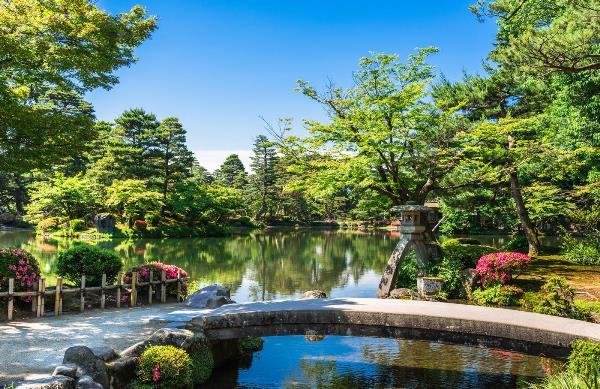 Vườn Kenroku-en