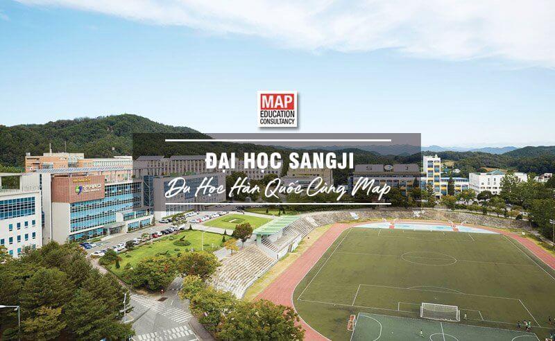 Cùng Du học MAP khám phá trường Đại Học Sangji Hàn Quốc