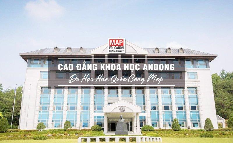 Cùng Du học MAP khám phá trường Cao đẳng Khoa học Andong Hàn Quốc