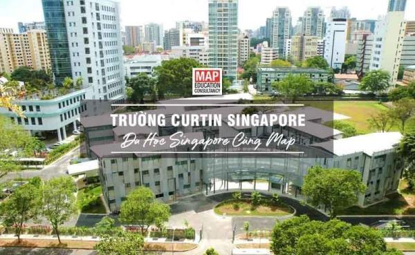 Curtin Singapore - Một trong các trường đại học đào tạo du học Singapore chuyển tiếp sang Canada