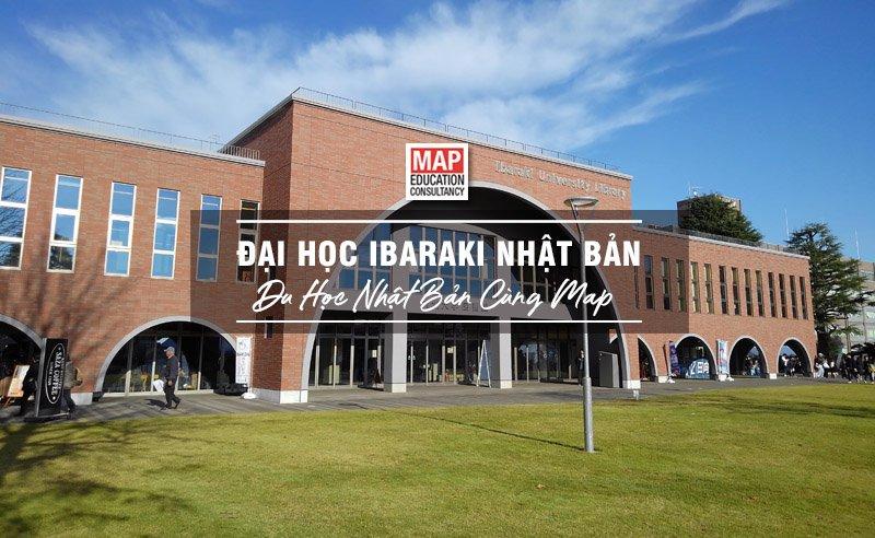 Du học Nhật Bản cùng MAP - Trường đại học Ibaraki Nhật Bản