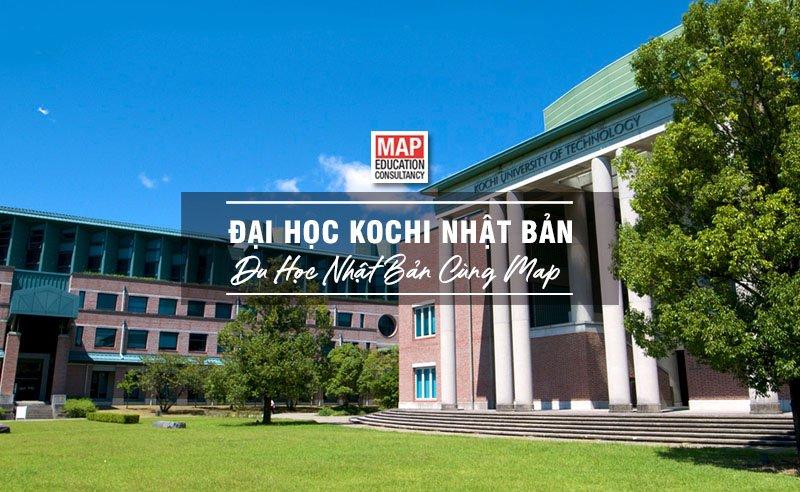 Du học Nhật Bản cùng MAP - Trường đại học Kochi Nhật Bản