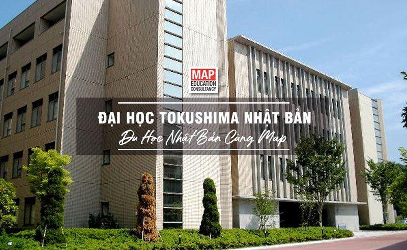 Du học Nhật Bản cùng MAP - Trường đại học Tokushima Nhật Bản