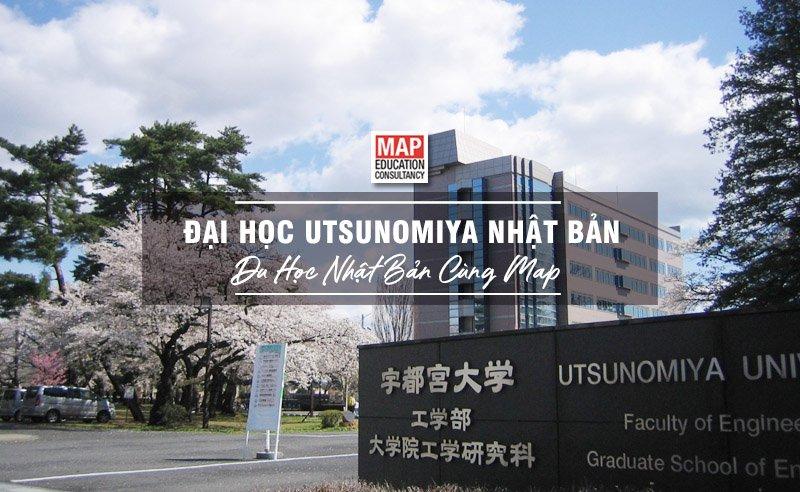 Trường Đại Học Utsunomiya Nhật Bản – Ngôi Trường Top 1 Tại Tỉnh Tochigi