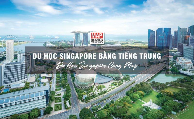 Du Học Singapore Bằng Tiếng Trung