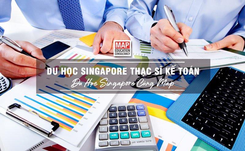 Du Học Singapore Thạc Sĩ Kế Toán – Cơ Hội Việc Làm Rộng Mở