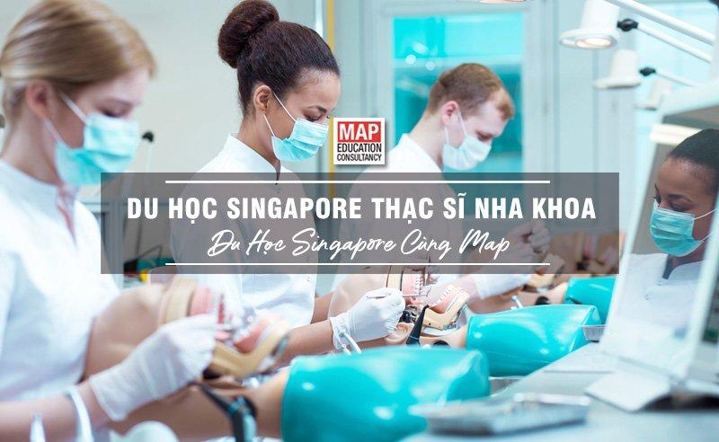 Du Học Singapore Thạc Sĩ Nha Khoa – Trở Thành Nha Sĩ Hàng Đầu Tại Đảo Quốc Sư Tử