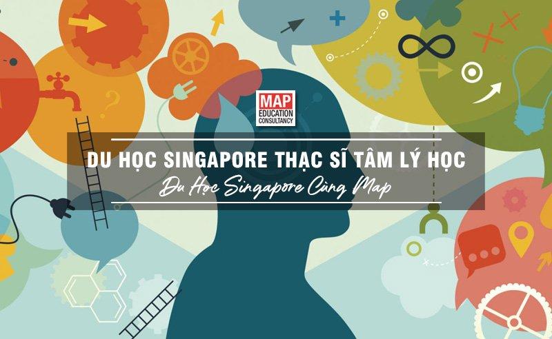 Du Học Singapore Thạc Sĩ Tâm Lý Học – Tìm Hiểu Cách Thức Hoạt Động Của Tâm Trí Và Hành Vi