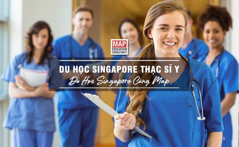 Du Học Singapore Thạc Sĩ Y – Sự Lựa Chọn Hàng Đầu