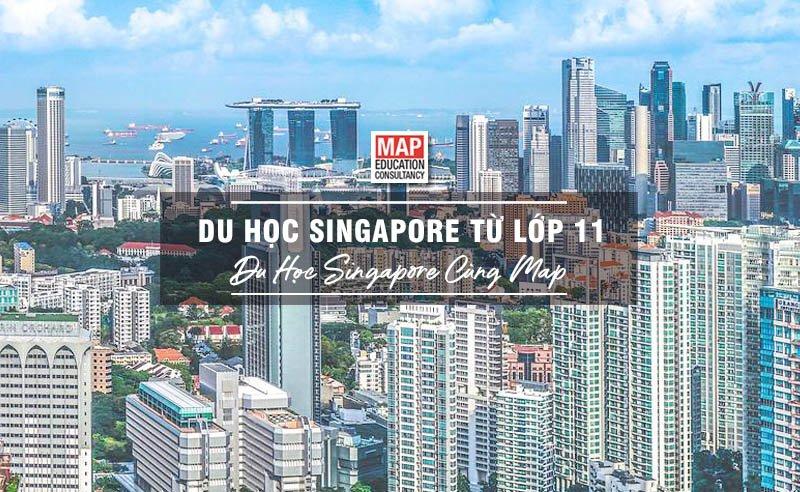 Du Học Singapore Từ Lớp 11