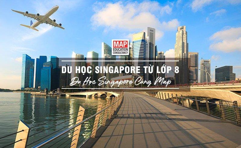 Du Học Singapore Từ Lớp 8