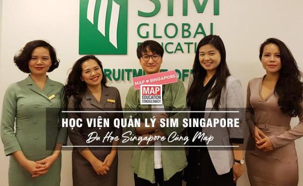 Du học Singapore từ lớp 11 tại SIM