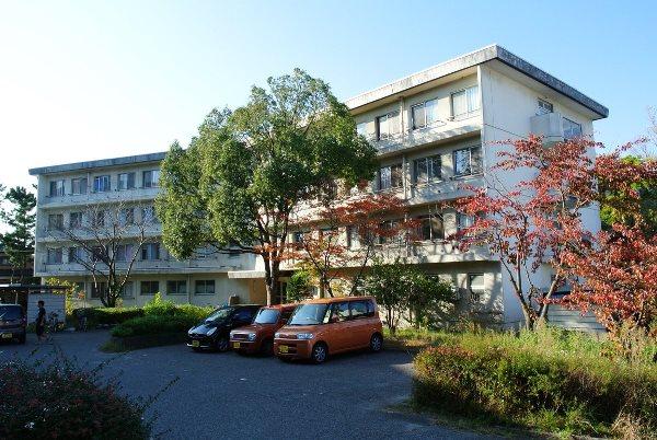 Ikarashi - Khu ký túc xá trường đại học Niigata Nhật Bản
