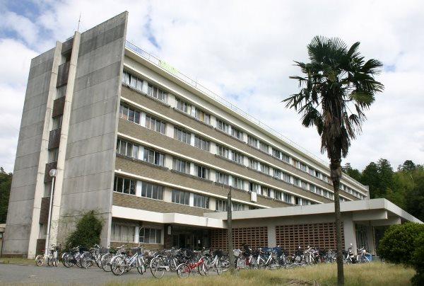 Ký túc xá Yoshida - Một trong các khu ký túc xá trường đại học Yamaguchi Nhật Bản