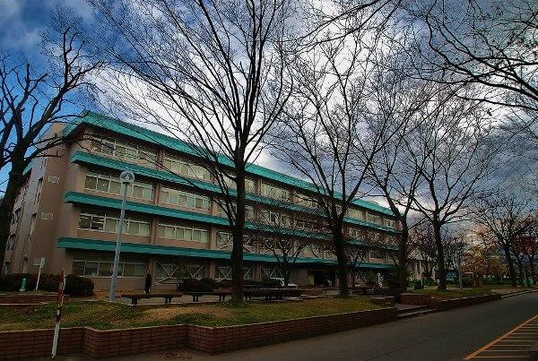 Kurono - Một khu ký túc xá trường đại học Gifu Nhật Bản
