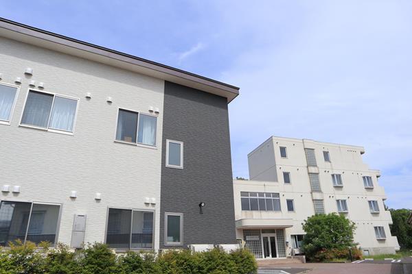 Một khu ký túc xá trường đại học Iwate Nhật Bản