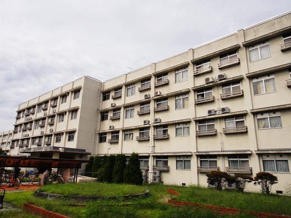 Một khu ký túc xá trường đại học Mie Nhật Bản
