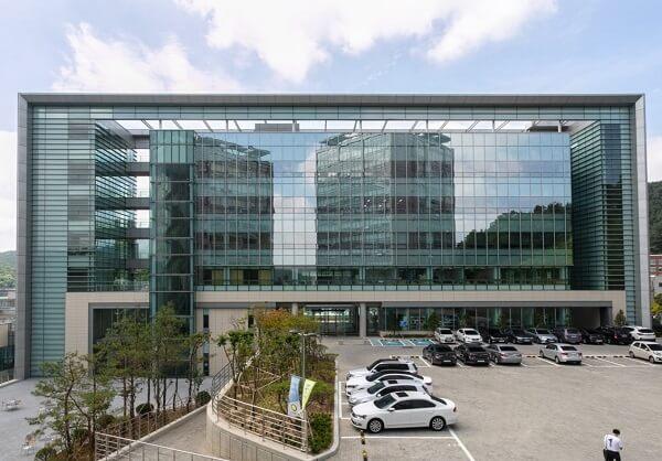 Học xá hiện đại tại trường đại học Yeonsung Hàn Quốc