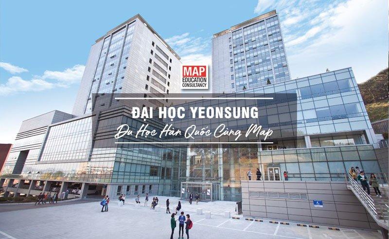 Đại Học Yeonsung – Ngôi Trường Đẳng Cấp Thế Giới