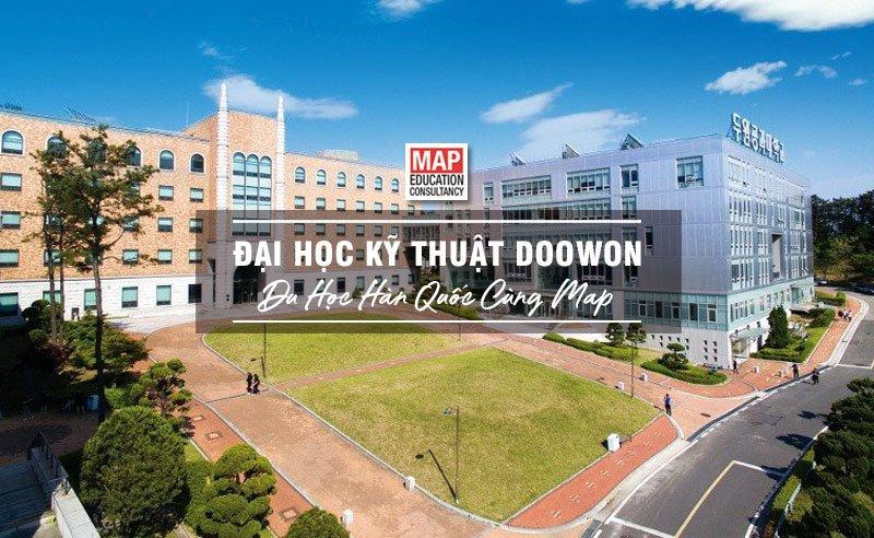 Đại Học Kỹ Thuật Doowon – Trường Đào Tạo Cơ Khí Ô Tô Uy Tín Gần Seoul
