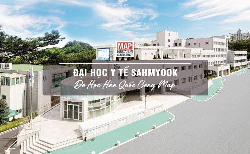Cùng Du học MAP khám phá trường Đại Học Y tế Sahmyook Hàn Quốc