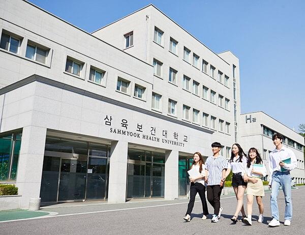 Sinh viên tiêu biểu tại Sahmyook Health University