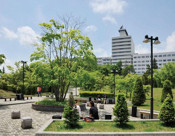 Cơ sở Sapporo thuộc Tokai University