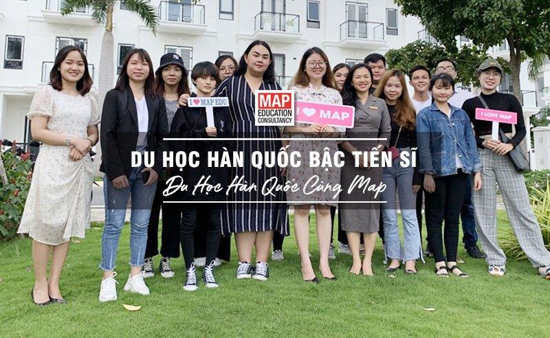 Du học Hàn Quốc bậc tiến sĩ: Cánh cửa mở ra thăng tiến trong tương lai