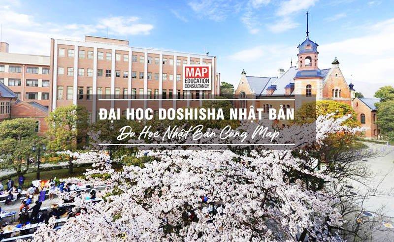 Du học Nhật Bản cùng MAP - Trường đại học Doshisha Nhật Bản