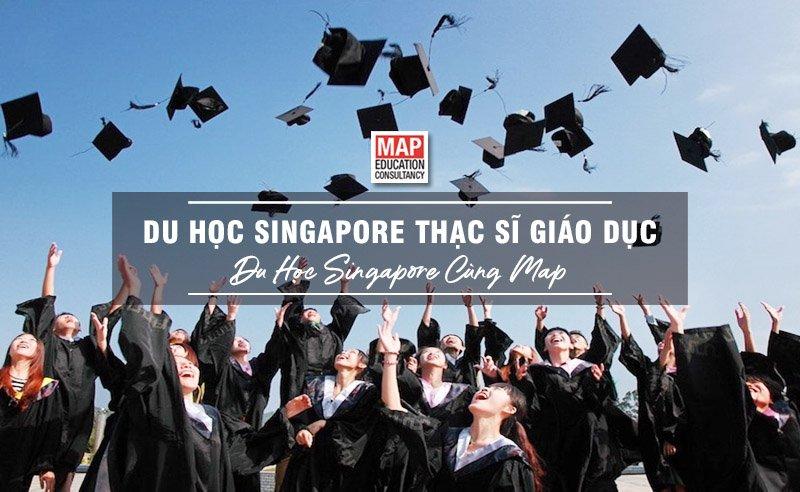 Du học Singapore cùng MAP - Du học Singapore thạc sĩ giáo dục