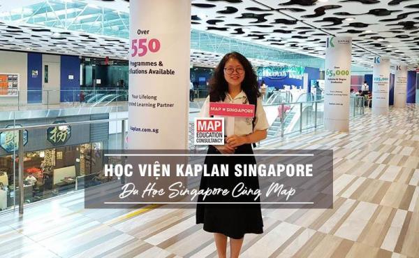 Lựa chọn học tập tại Kaplan - Một trong các trường đào tạo du học thạc sĩ giáo dục ở Singapore hàng đầu